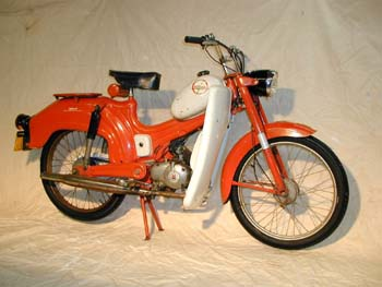 1961 Wards Riverside moped
